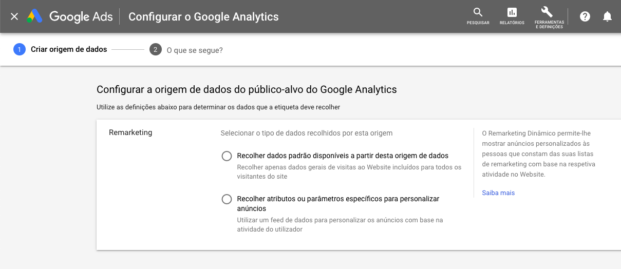 45-definicoes-lista-google-analytics