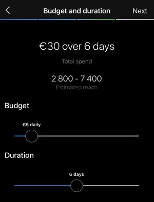 Orçamento e Duração