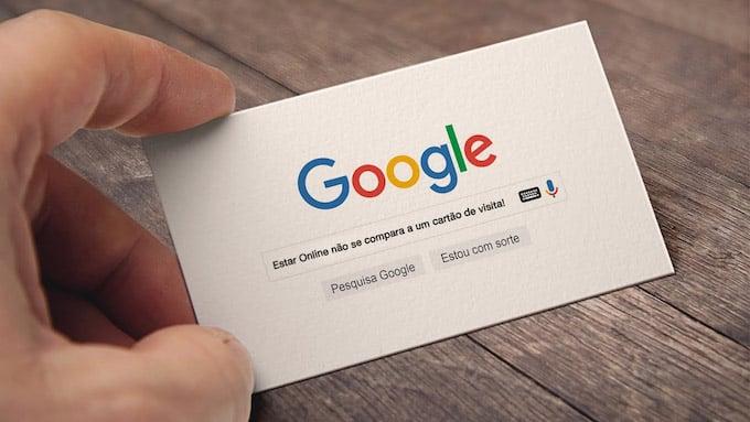 cartao-de-visita-vs-google