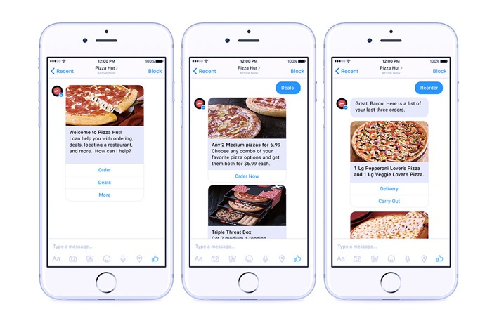 chatbot-pizza-hut