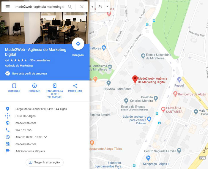 google-my-business-made2web2