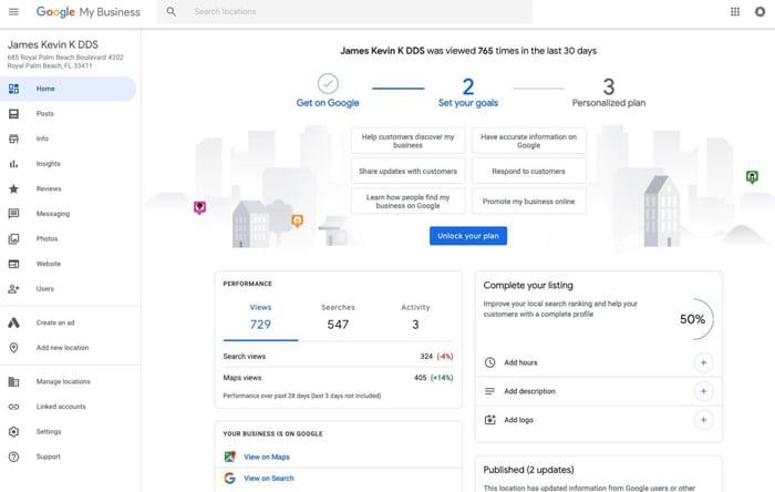 google-my-business-objetivos