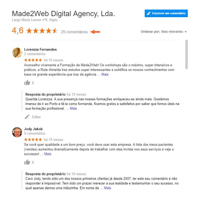 pesquisa-google-made2web-feedback-clientes