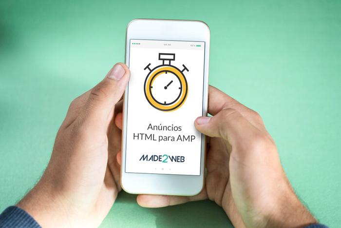 Otimize os seus Anúncios da Rede Display do Google Ads com AMP