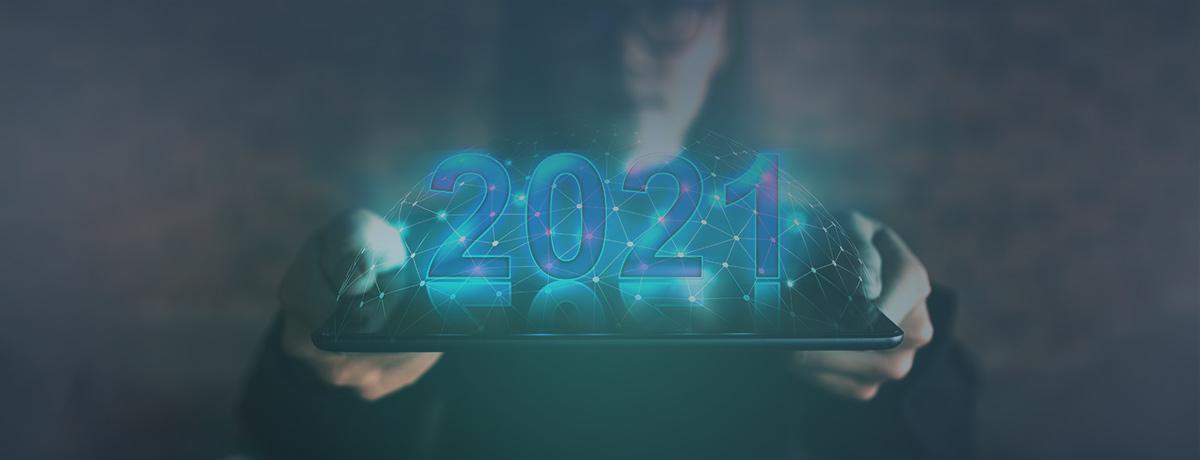As 7 principais tendências de marketing digital para 2021