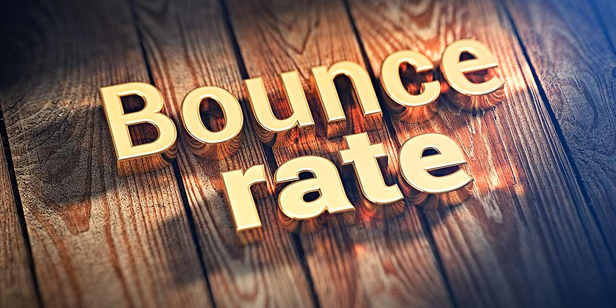 Como corrigir a taxa de rejeição do seu site?