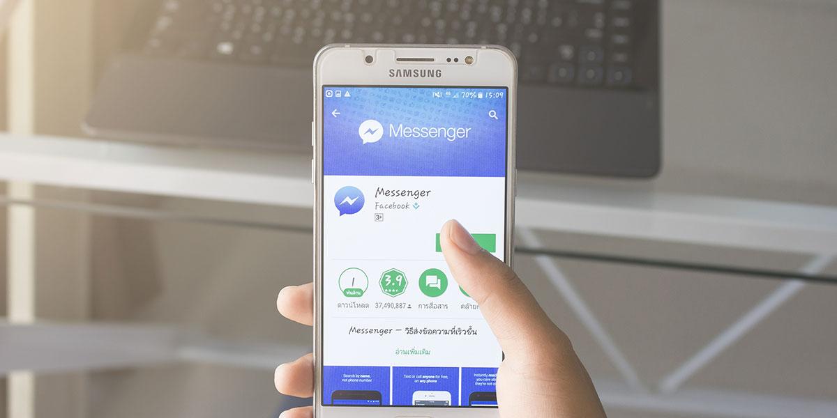 Agora é mais fácil fazer videochamadas em grupo via Facebook Messenger!