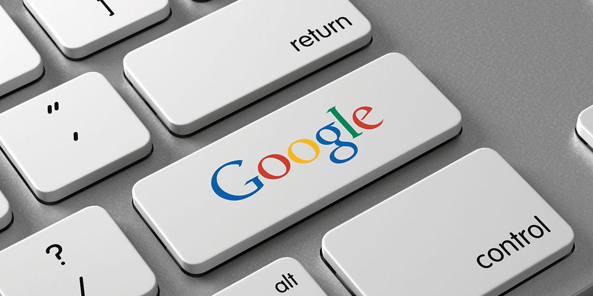 Pesquisa do Google™ apenas mostra um resultado para certas pesquisas