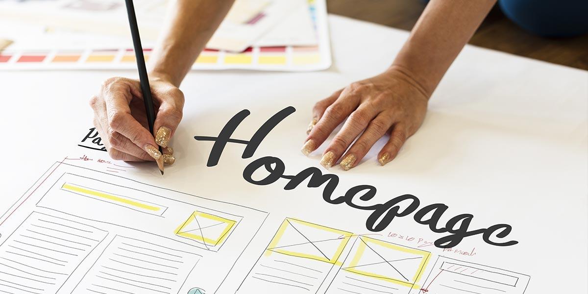 Quer ter uma Homepage inesquecível? Siga 6 conselhos!