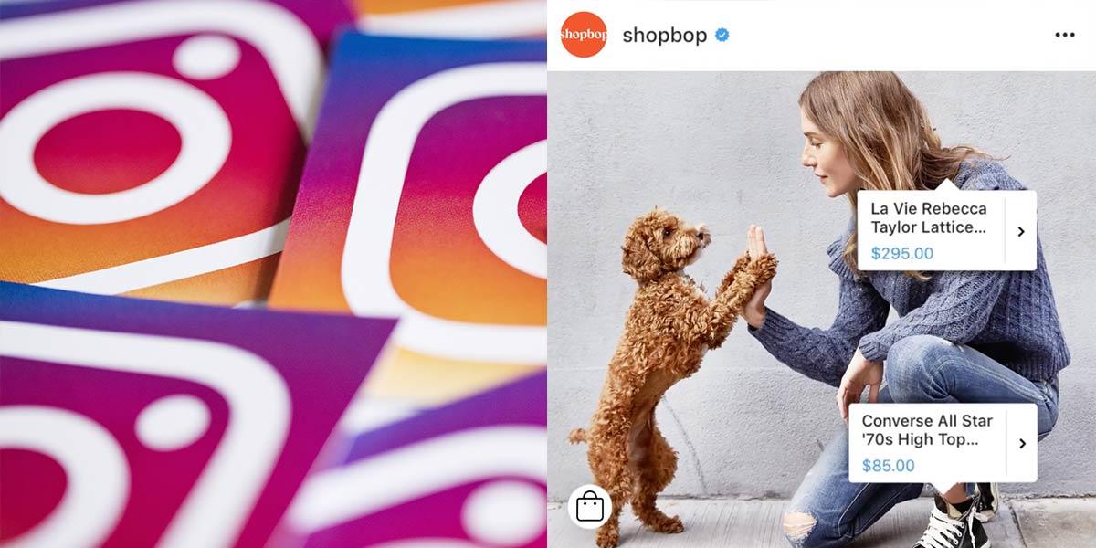 Tudo o que precisa de saber para adicionar tags de Instagram Shopping