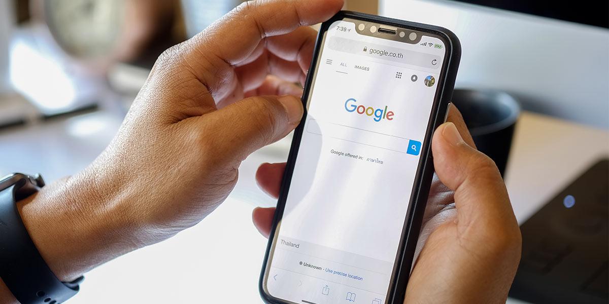 Google™ anuncia novo update core no algoritmo