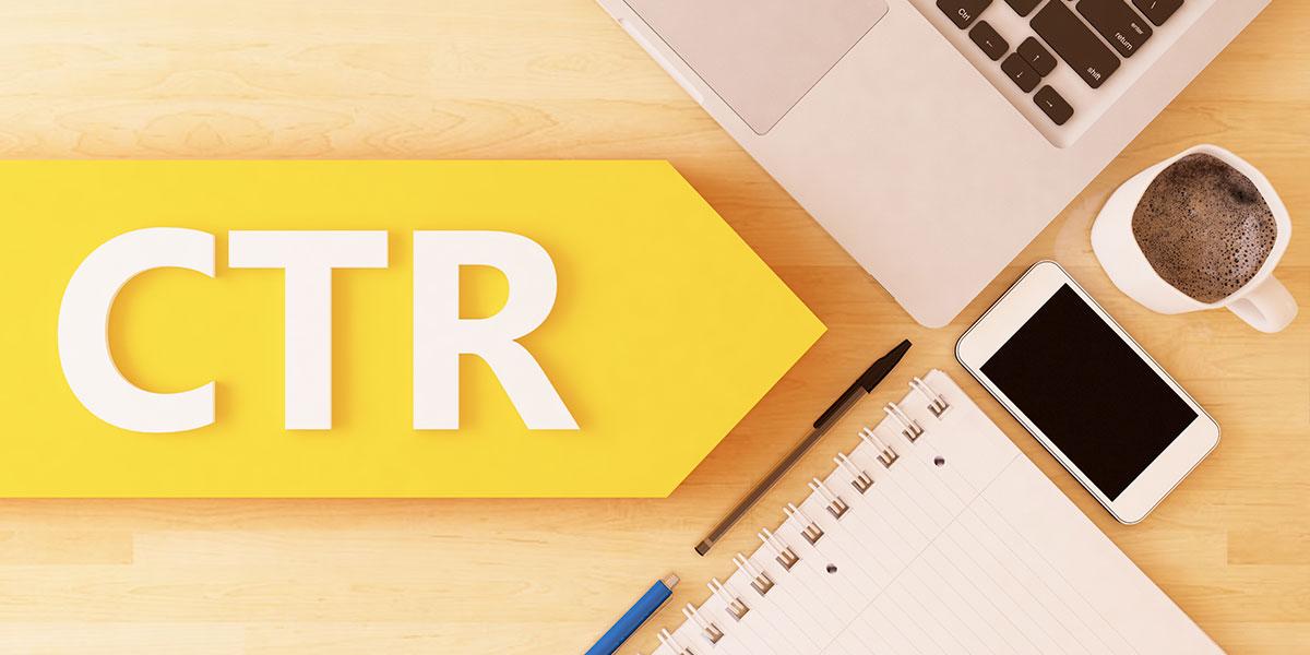 Será que a Taxa de Cliques tem impacto nos rankings do Google™?
